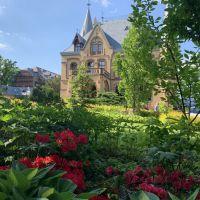 Pałac Heimanna - Większyce - Dolny Śląsk