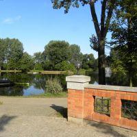 Park zamku Topacz - Dolnośląskie