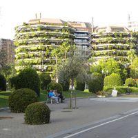 Zieleń Barcelony - Katalonia