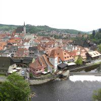 Český Krumlov - Czechy