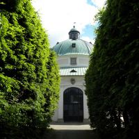 Kroměříž ogrody - Morawy