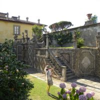 Villa Gamberaia - Toskania