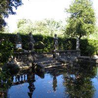 Villa Torrigiani - Toskania