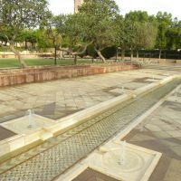 Ogród meczetu Sultan Qaboos - Muscat - Oman