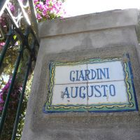 Ogrody Augusta - Capri - Campania
