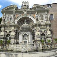 Villa d'Este - Tivoli - Lacjum