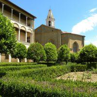 Palazzo Piccolomini - Pienza - Toskania