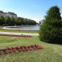 Ogrody Belwederu - Wiedeń