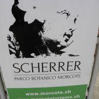 Parco Scherrer - Morcote - Szwajcaria
