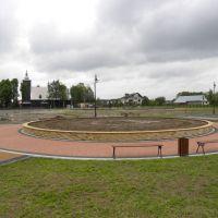 Zieleń publiczna Pogórska Wola