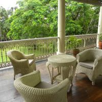 Ogród Labourdonnais - Mapou - Mauritius