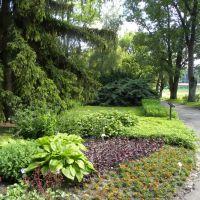 Ogród botaniczny - Lublin