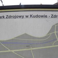 Park zdrojowy - Kudowa Zdrój - Dolny Śląsk