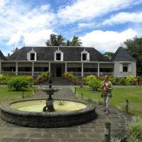 Ogród botaniczny Saint Aubin - Mauritius