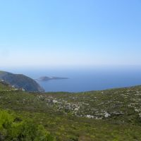 Zieleń Zakinthos - Wyspy Jońskie