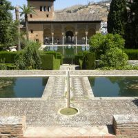 Alhambra - Grenada - Andaluzja