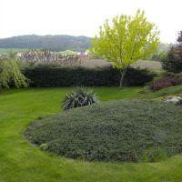 Ogród przy Górze Św. Marcina