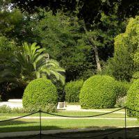 Królewskie ogrody Pedralbes - Barcelona
